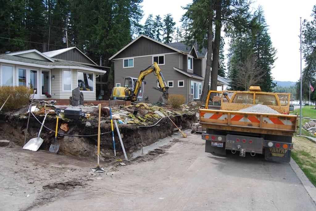 four-seasons-excavating-retaining-wall